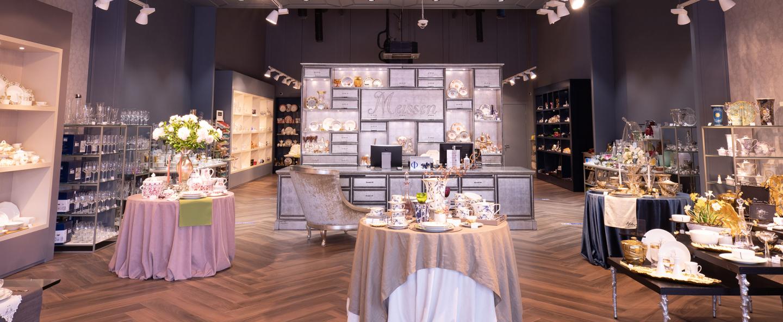 Открытие первого магазина «Дом Фарфора» в формате аутлет