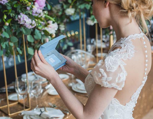 Свадебная карта - лучший подарок молодоженам
